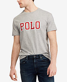 Polo Ralph Lauren Men's Classic-Fit Crew-Neck T-Shirt