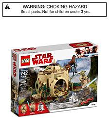 LEGO® Star Wars Yoda's Hut Set 75208