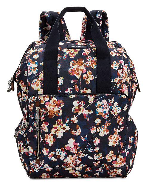 Vera Bradley Lighten Up Frame Large Backpack - Handbags ... d962c57faf