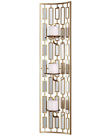 Uttermost Loire Mirrored Wall Sconce