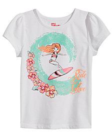 Epic Threads Little Girls Surfer Girl T-Shirt, Created for Macy's