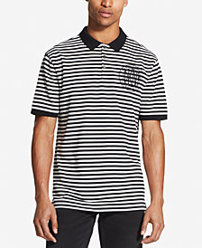 DKNY Men's Refined Stripe Polo, Created for Macy's
