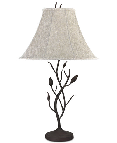 Cal lighting fiona iron table lamp lighting lamps home macys cal lighting fiona iron table lamp mozeypictures Choice Image