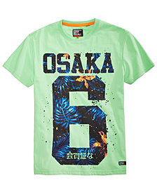 Superdry Men's Osaka Hibiscus T-Shirt