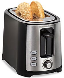 Extra-Wide Two-Slot Toaster