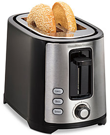 Hamilton Beach® Extra-Wide Two-Slot Toaster