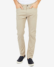 Nautica Men's Slim-Fit Stretch 5-Pocket Pants