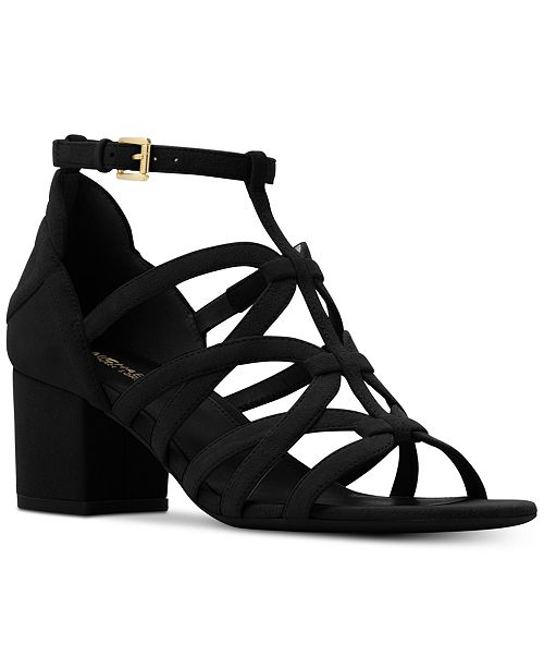 ce931f95dd9e20 Michael Kors Sandra Flex Caged Dress Sandals. This product is currently  unavailable