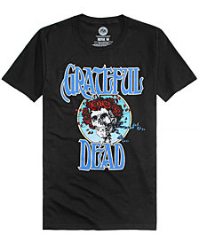 Grateful Dead Men's T-Shirt by New World