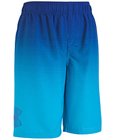 Under Armour Angle Drift Volley Swim Trunks, Big Boys
