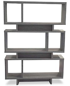 Almaral Bookcase, Quick Ship