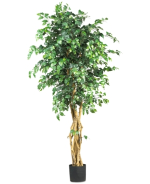 Nearly Natural 6 Artificial PalaceStyle Ficus Tree