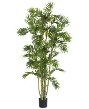 Nearly Natural 6 Artificial Areca Palm Tree