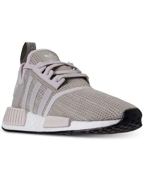 dfe00792e adidas Men s NMD R1 Casual Sneakers from Finish Line   Reviews ...