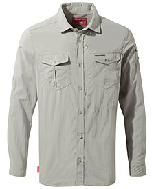 Craghoppers Men's NosiLife Adventure Long-Sleeve Shirt from Eastern Mountain Sports