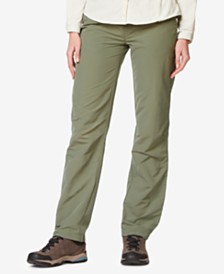 Craghoppers Women's NosiLife II Pants from Eastern Mountain Sports