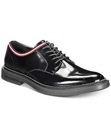 I.N.C. Men's Viper Taping Lace-Up Shoes, Created for Macy's