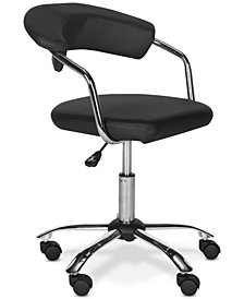 Darick Desk Chair, Quick Ship