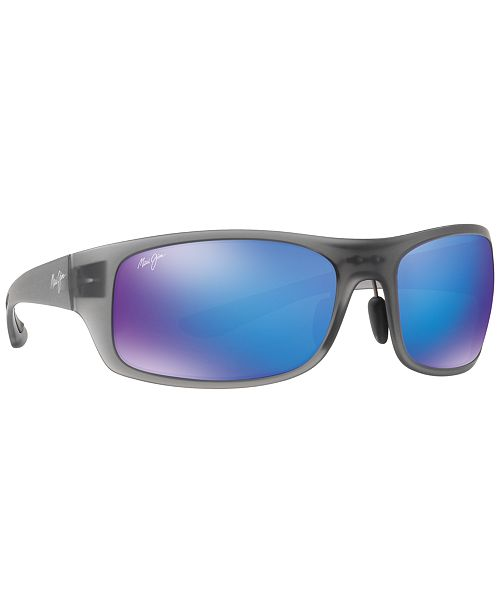 bc7651a8292b Maui Jim Polarized Sunglasses , 440 BIG WAVE 67 & Reviews ...