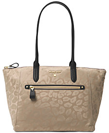 MICHAEL Michael Kors Kelsey Top-Zip Medium Tote