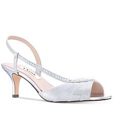 Nina Cabell Evening Sandals