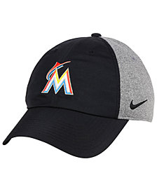 Nike Miami Marlins New Day Legend Cap