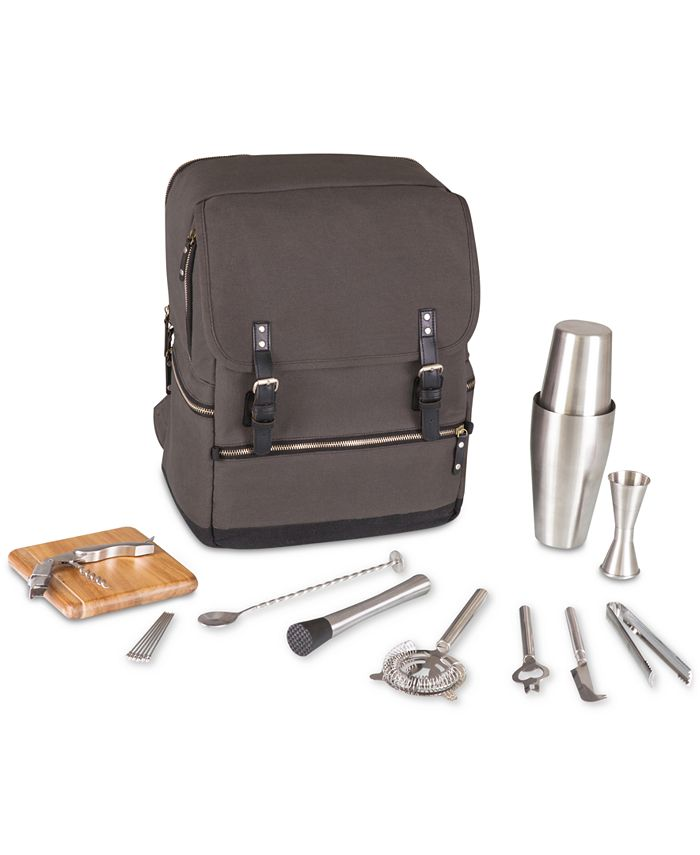 Picnic Time - Bar-BackPack Cocktail Tote