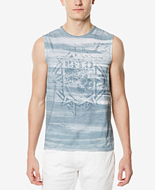 Buffalo David Bitton Men's Graphic-Print Tank