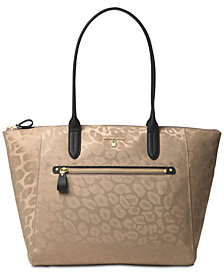 MICHAEL Michael Kors Kelsey Top-Zip Large Tote