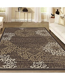 "CLOSEOUT! Teramo Intrigue 2' 2"" x 7' 7"" Runner"