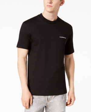 Calvin Klein Jeans Men's Small Logo Cotton T-Shirt
