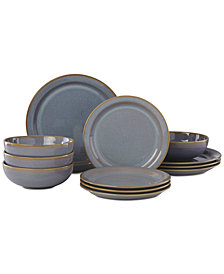 Dansk 12-Pc. Haldan Dinnerware Set, a Macy's Exclusive Style