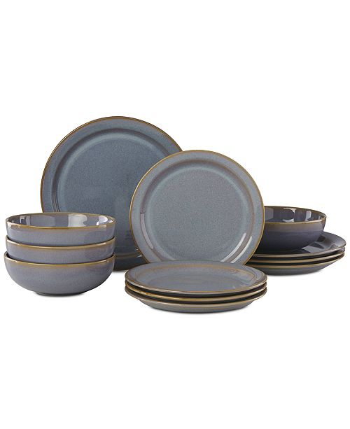 Dansk 12-Pc. Haldan Dinnerware Set, a Macy's Exclusive Style
