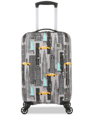 """Manhattan 21"""" Carry-On Spinner Suitcase"""