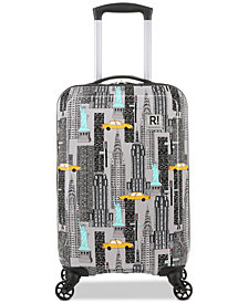 "Revelation! Manhattan 21"" Carry-On Spinner Suitcase"