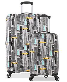 Revelation! Manhattan Hardside Luggage Collection