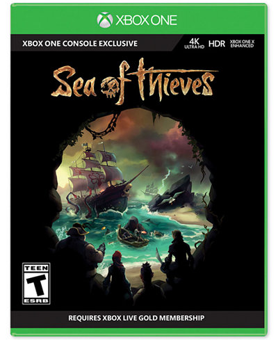 XBox One Sea of Thieves