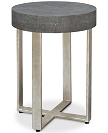 Porter Side Table, Quick Ship
