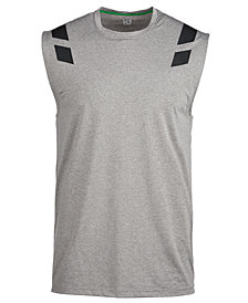 ID Ideology Men's Shoulder Graphic Sleeveless T-Shirt, Created for Macy's