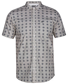 Hurley Men's Beholder Printed Shirt