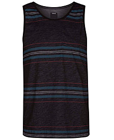Hurley Men's Dri-FIT Lagos Yesterday Stripe Tank