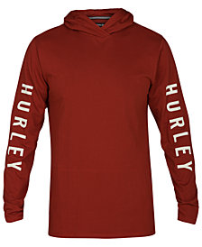 Hurley Men's The One Logo-Print Pullover Hoodie