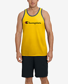 Champion Men's Classic Ringer Tank Top