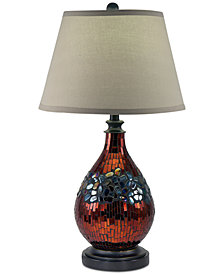 Dale Tiffany Mosaic Table Lamp