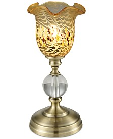 Dale Tiffany Speckle Art Lamp