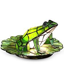 Dale Tiffany Tiffany Frog Lamp