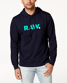 G-Star RAW Men's Graphic-Print Hoodie