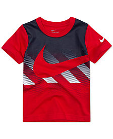 Nike Toddler Boys Graphic-Print Cotton T-Shirt
