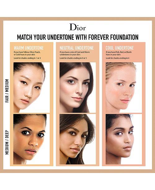 Dior Backstage Airflash Spray Foundation 2 5 Oz