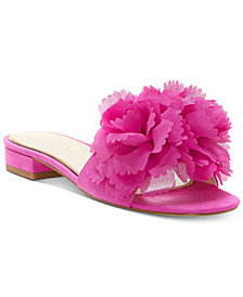 Jessica Simpson Caralin Slide Flat Sandals